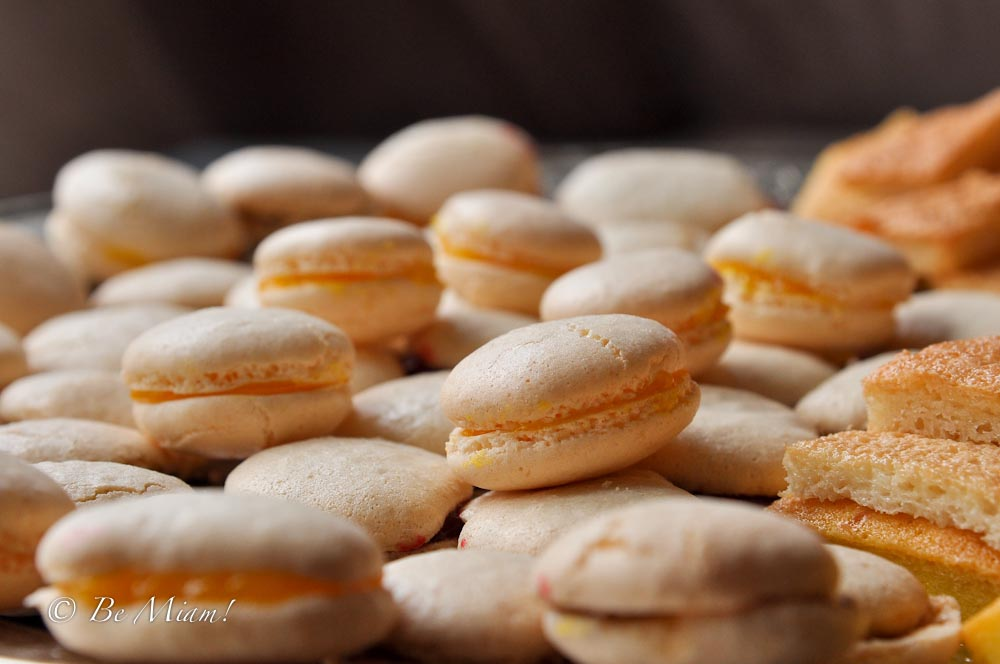 What would be a trip to Paris without tasting macaroon?