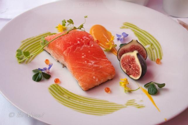 Unilateral Salmon at Flora Danica