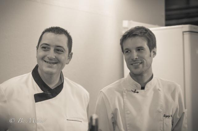 Cyril Zen & Grégory Cuilleron