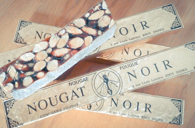 Black Nougat Fouque