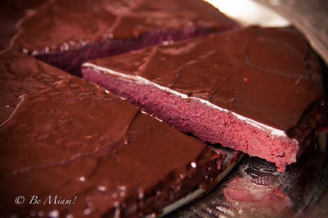Chocolate and beetroot cake-2-2