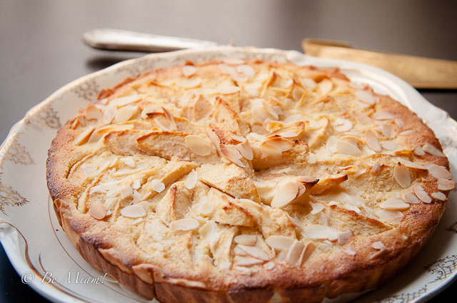 Normandy apple pie-3