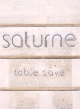 saturne restaurant front