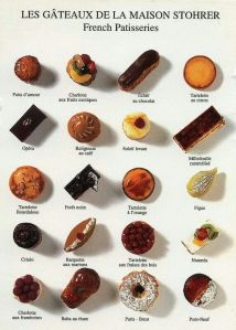 Mignardises - Photo credit: Roger de Percin Berendes