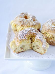 Paris Brest - Photo credit: Say Hello to My Kitchen
